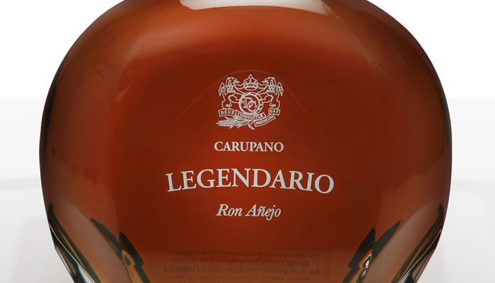 ron carupano legendario