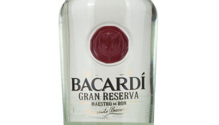 bacardi ron blanco