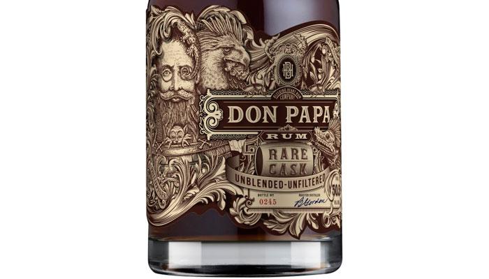 ron don papa rare cask